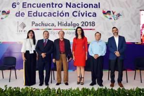 Concluye exitosamente Sexto Encuentro Nacional de Cultura Cívica4