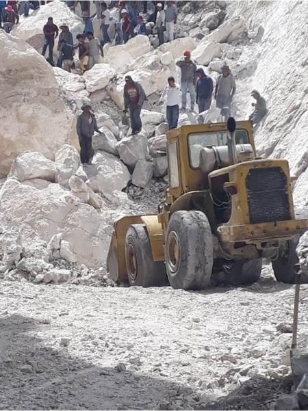 Confirman autoridades todo el apoyo para familiares y víctimas de derrumbe en una mina ubicada en Francisco I. Madero3