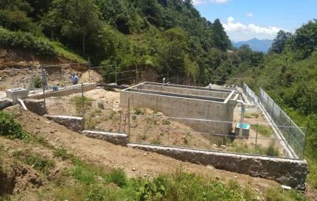 Construye Gobierno de Estado Sistema de Alcantarillado Sanitario y Saneamiento en Acaxochitlán3