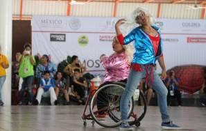 Danza deportiva cerró con par de platas en la Paralimpiada Nacional2