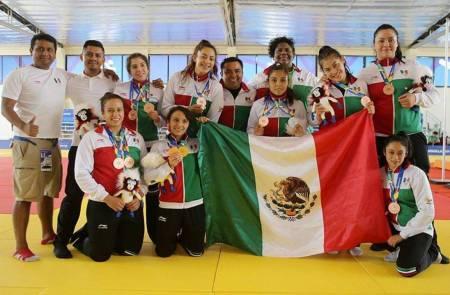 Destacada actuación de los hidalguenses en Juegos Centroamericanos2