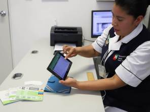 En Hidalgo se implementa la Cartilla Electrónica de Vacunación con una aplicación al 100 por ciento