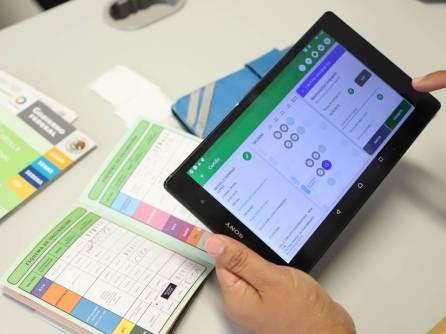 En Hidalgo se implementa la Cartilla Electrónica de Vacunación con una aplicación al 100 por ciento4