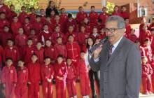 Encabeza secretario de Educación Pública Lunes Cívico en la Primaria Arnulfo Islas2