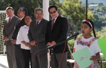 Encabeza secretario de Educación Pública Lunes Cívico en la Primaria Arnulfo Islas3