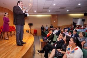 Entrega PRI constancias a senadora, diputadas y diputados electos