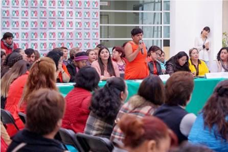 Erika Rodríguez destaca la importancia de escuchar el sentir de las mujeres priistas4