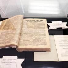 """Exhibe Poder Judicial """"Historia de la minería a través de sus documentos""""2"""