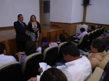 Funcionarios municipales reciben cursos de liderazgo en Mineral de la Reforma 1