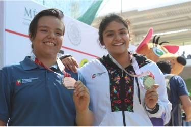 Gran inicio de Hidalgo en la Paralimpiada Nacional