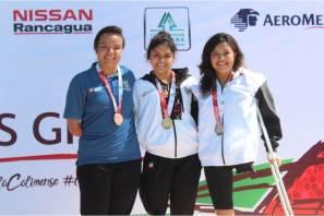 Gran inicio de Hidalgo en la Paralimpiada Nacional2