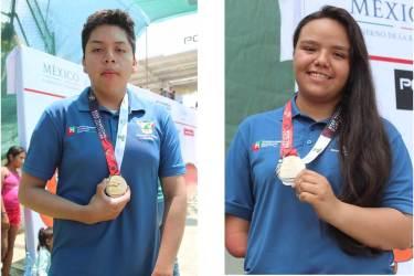 Gran inicio de Hidalgo en la Paralimpiada Nacional3