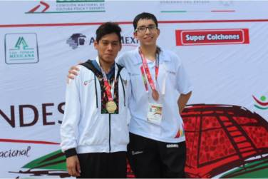 Gran inicio de Hidalgo en la Paralimpiada Nacional4