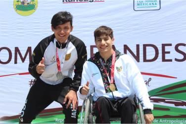 Gran inicio de Hidalgo en la Paralimpiada Nacional5