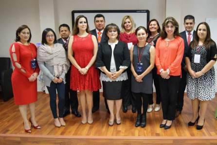 Hidalgo fue sede del Programa Pasantías en el Sistema de Integridad Institucional de los Centros de Justicia2