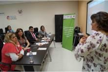 Hidalgo fue sede del Programa Pasantías en el Sistema de Integridad Institucional de los Centros de Justicia3