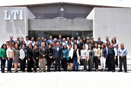 Hidalgo sede de Reunión Nacional de Trabajo entre las Universidades con Modelo BIS4