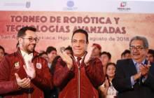 Hidalgo sede del Torneo Internacional de Robótica y Tecnología Avanzadas 2018, del IPN5