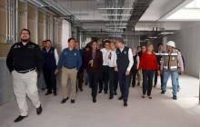 Inaugura el gobernador Omar Fayad, el Centro de Salud 1