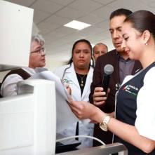 Inaugura el gobernador Omar Fayad, el Centro de Salud 5