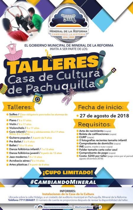 Lleva alcalde Raúl Camacho talleres libres de educación artística inicial a La Providencia    2.jpg
