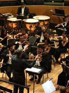 Mambos, tango, salsa y cumbia presentará la Orquesta Sinfónica de la UAEH0