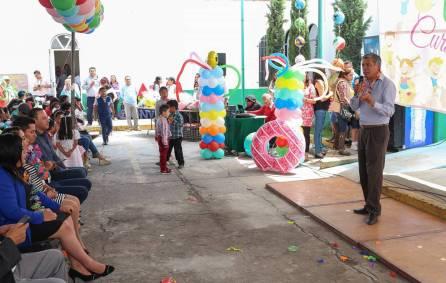 Más de 400 Niños de Tizayuca concluyen Curso de Verano 20181