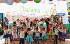 Más de 400 Niños de Tizayuca concluyen Curso de Verano 20184