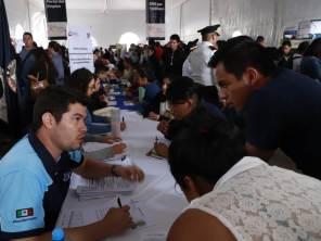 Más oportunidades laborales a jóvenes con la Segunda Feria Nacional del Empleo