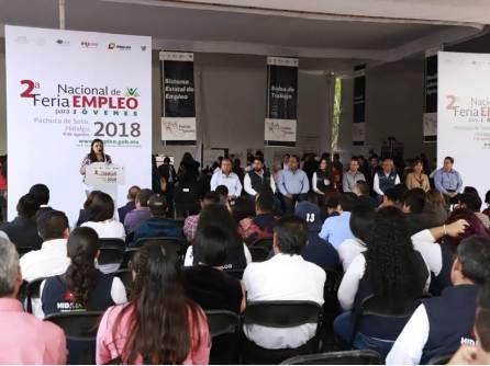 Más oportunidades laborales a jóvenes con la Segunda Feria Nacional del Empleo4