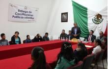 Niñas y Niños Tizayuquenses reciben Constituciones Políticas Infantiles 1