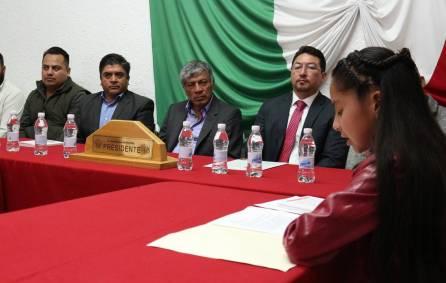 Niñas y Niños Tizayuquenses reciben Constituciones Políticas Infantiles 3