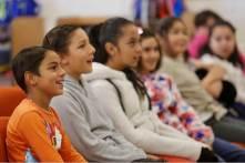 Niños aprenden y se divierten en Archivo General de UAEH2