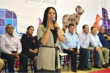 Nuvia Mayorga compromete sus esfuerzos a favor de la sociedad civil y sus organizaciones2