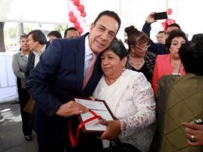 Omar Fayad anuncia conclusión de los hospitales de Meztitlán, Zimapán, Huichapan y Huejutla