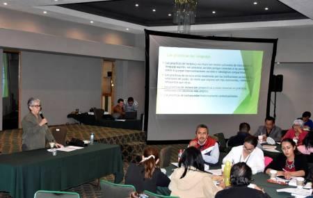 Organiza SEPH Jornadas Académicas Estatales Sobre Didáctica del Lenguaje Oral y Escrito1