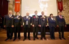 Otorga UAEH Doctorado Honoris Causa al Premio Nobel, Óscar Arias4