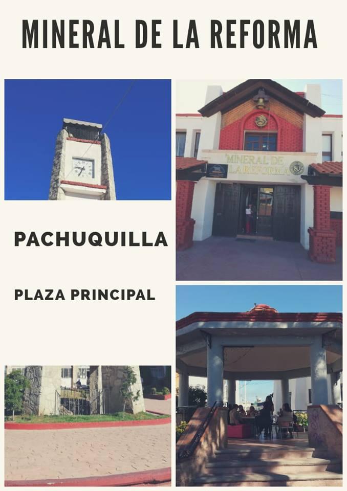 Plaza principal de Pachuquilla