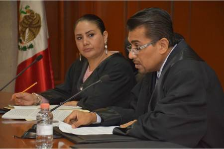 Pleno del TEEH, declara inexistentes violaciones denunciadas a diputados locales2