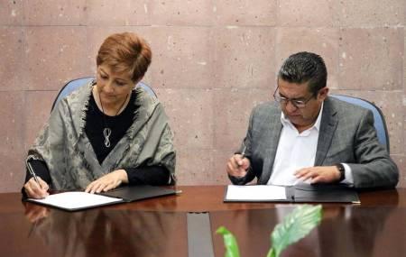 Poder Ejecutivo transmite al TSJEH cuatro áreas del Sector Primario1