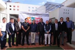 """Pone en marcha alcalde Raúl Camacho proyecto """"Jóvenes en Prevención"""" en Mineral de la Reforma"""