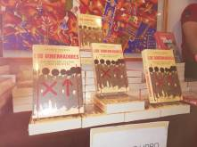 Presentan en Pachuca el libro Los gobernadores