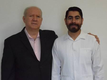 Profesor investigador de la UPH logra beca de doctorado en España