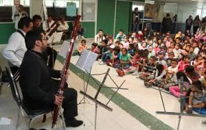 Realiza OSUAEH Tercer Festival de Música de Cámara 2