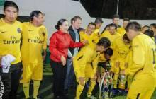 Realizan ceremonia de premiación del torneo Todos Somos PRI3
