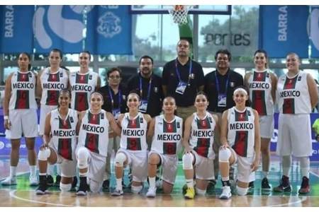 Realizará gira de preparación en Hidalgo la Selección Nacional Femenil de Baloncesto