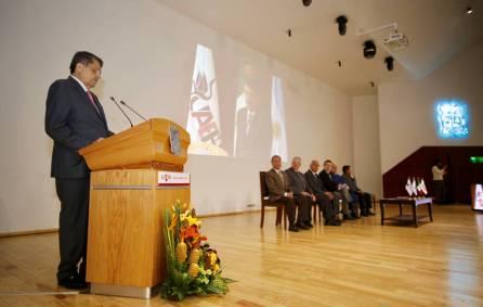 Recibe escritor Sergio Ramírez Premio Juan Crisóstomo Doria a las Humanidades 20184