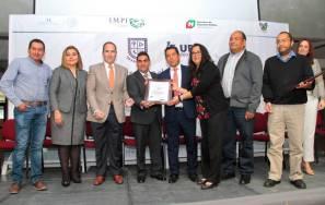 Recibe Universidad Politécnica de Pachuca dos títulos de Patente2