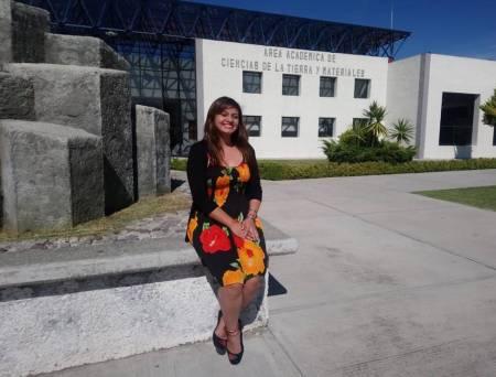 Representó exitosamente estudiante a la UAEH y México en la NASA1