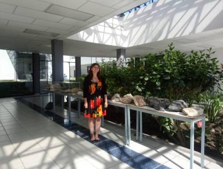 Representó exitosamente estudiante a la UAEH y México en la NASA2